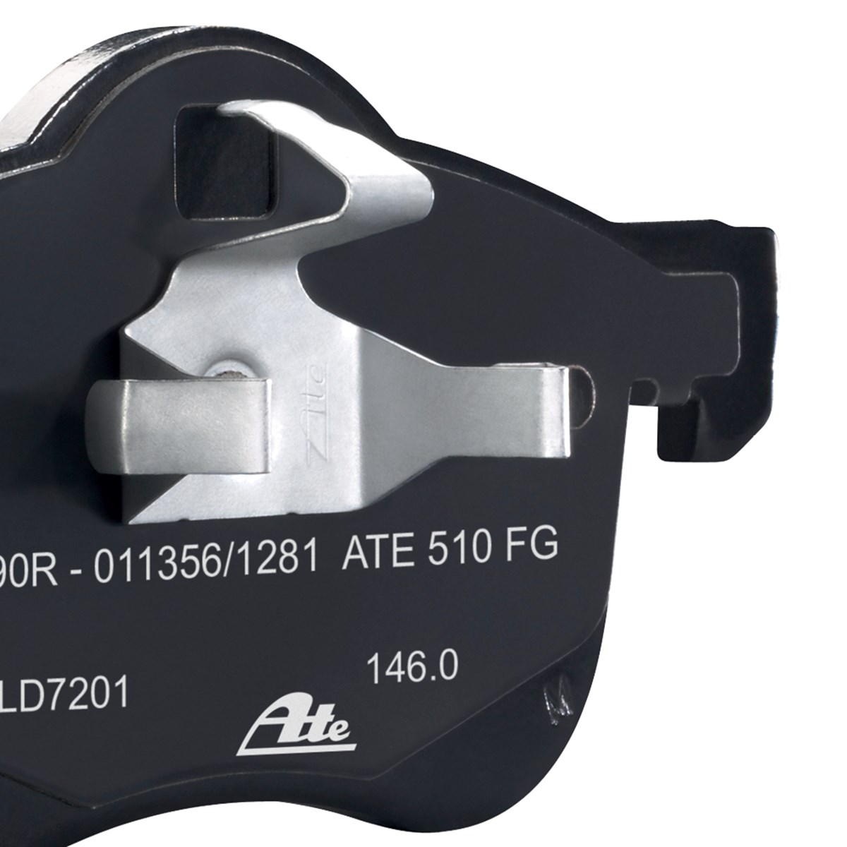 ATE Ceramic brake pads - detail view