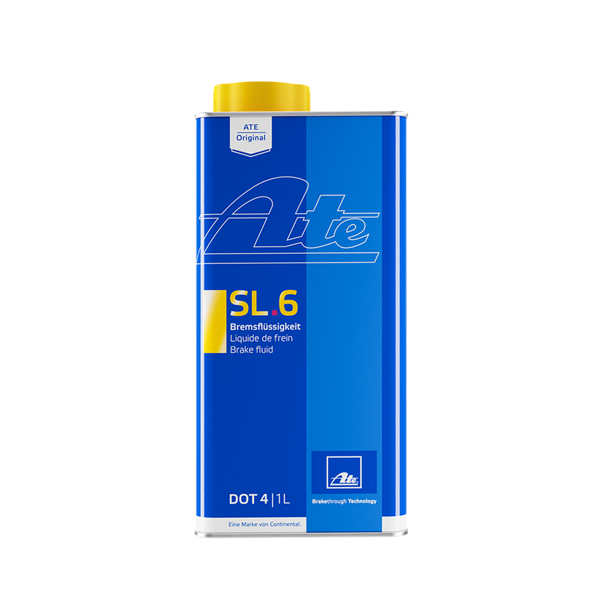 ATE Brake Fluid SL.6 (DOT 4)