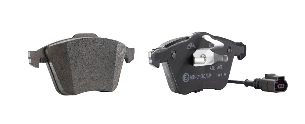 Best Brake Pads >> ATE Original brake pads